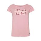 PROTEST 女 短袖T恤 (初戀粉) PINKY T-SHIRT