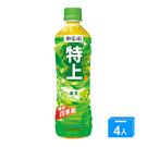御茶園微甜四季春綠茶550MLx4【愛買】