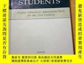 二手書博民逛書店Choosing罕見Students-選擇學生Y5669 見圖 見圖 出版2004