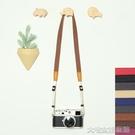 相機帶相機帶背帶肩帶復古文藝單反微單可愛佳能拍立得索尼牛仔掛繩 【快速出貨】