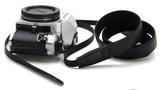 攝途馬卡龍微單相機背帶柔軟舒適拍立相機肩帶索尼細相機帶相機繩星河