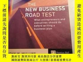 二手書博民逛書店THE罕見NEW BUSINESS ROAD TESTY253792