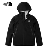 The North Face 男 FUTURELIGHT 防水透氣連帽衝鋒衣 黑 NF0A46LAJK3【GO WILD】