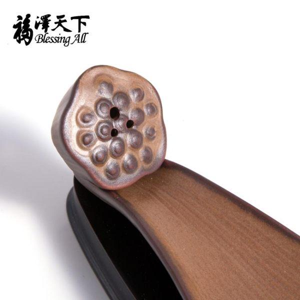 【香爐-銅-小高腿】仿古小高腿銅香爐 供香 品香 香道 銅香爐 點香器-7501002