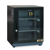 高強 Dr. Storage AC-100 超省電66公升防潮箱30、40、50%RH三段可調 數位控制電子防潮箱 【台灣製造】