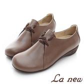 【La new】輕量休閒鞋 牛津鞋(女222020900)