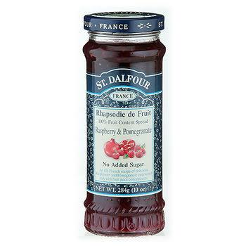 聖桃園~天然石榴覆盆子果醬284公克/罐