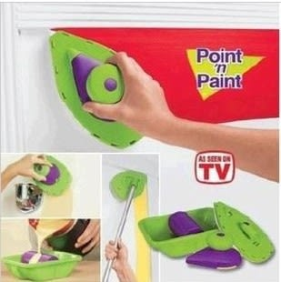 point n paint/油漆刷/家用刷/多功能滾筒刷199元【省錢博士】