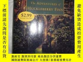 二手書博民逛書店The罕見Adventures of Huckleberry F