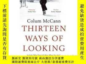 二手書博民逛書店13種觀看的方式罕見英文原版 Thirteen Ways of LookingY335736 Colum Mc