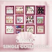 Apink APINK SINGLE COLLECTION 日文精選 CD (音樂影片購)