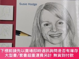 二手書博民逛書店How罕見to Draw Faces in Simple StepsY19139 Susie Hodge Se
