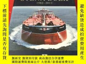 二手書博民逛書店THE罕見HISTORY OF STENA BULK【1982—