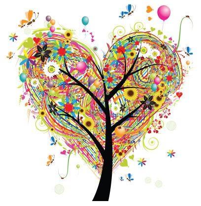 現代簡約沙發背景牆裝飾畫發財樹客廳掛畫壁畫玄關畫幸福樹無框畫