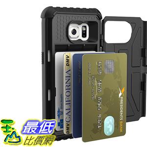 [美國直購] URBAN ARMOR GEAR Samsung Galaxy S7 黑白兩色 可放信用卡 Cell Phone Card Case 軍規手機殼 保護殼