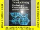 二手書博民逛書店Technical罕見writing and professional communication for non