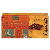 LOTTE Charlotte夾餡生巧克力68.4g【愛買】