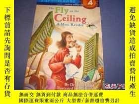 二手書博民逛書店The罕見Fly on the Ceiling: A Math