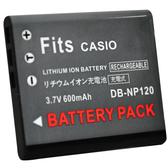Kamera Casio NP-120 高品質鋰電池 EX-S200 S300 Z680 ZS10 ZS12 ZS15 ZS20 ZS26 ZS27 ZS30 ZS35 保固1年 NP120
