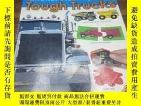 二手書博民逛書店Tough罕見Trucks(有筆記)Y271632 priddy