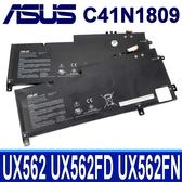 ASUS C41N1809 4芯 原廠電池 UX562 UX562FN UX562FD UX562FD-2G