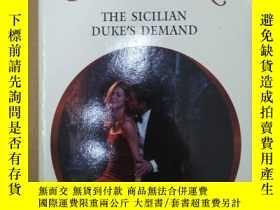 二手書博民逛書店The罕見Sicilian Duke s Demand西西里公爵