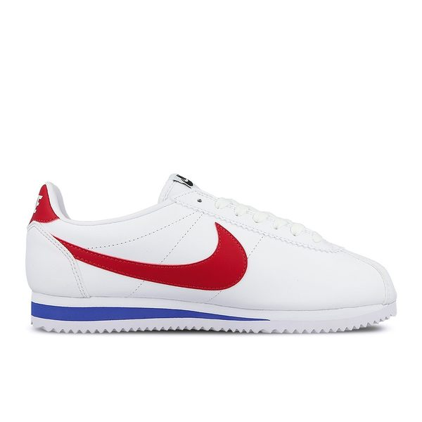 WMNS NIKE CLASSIC CORTEZ 阿甘女鞋紅藍元祖配色807471-103