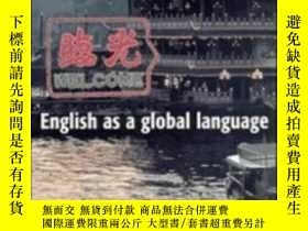 二手書博民逛書店English罕見As A Global Language (a