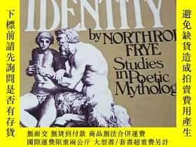 二手書博民逛書店Fables罕見Of Identity: Studies In