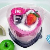 創意小毛巾-婚宴回禮甜美愛心生日情人節禮物蛋糕手帕8色73ja3【時尚巴黎】