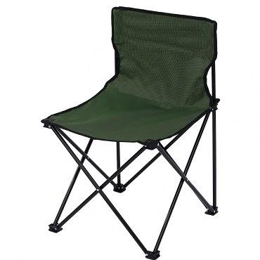 德瑞輕便型折疊式單人椅-墨綠色