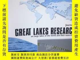 二手書博民逛書店Journal罕見of Great Lakes Research