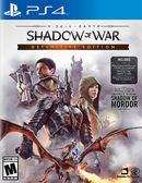 PS4 中土世界:戰爭之影 決定版(美版代購)