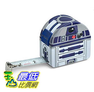 [美國直購] ThinkGeek 星際大戰 Star Wars R2-D2 R2D2 Tape Measure 量尺 Exclusive 週邊商品