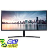 [8美國直購] 顯示器 Samsung C34H890WJN - 34 Inch (3440 x 1440) WQHD UltraWide Professional LED Curved Monitor