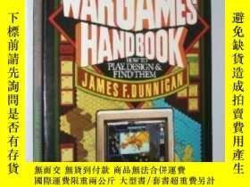 二手書博民逛書店The罕見Complete Wargames HandbookY255562 James F. Dunniga