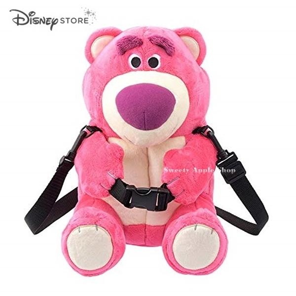 (現貨) 日本 DISNEY STORE 迪士尼商店限定 玩具總動員 熊抱哥 2way 後背包 / 斜背包 / 單肩包