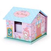 Hamee   三麗鷗房屋 收納盒便條紙N 次貼辦公小物美樂蒂蛋糕店592676