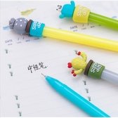多肉控X仙人掌中性原子筆(單入) 中性筆 CARMO【LI07001】