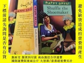 二手書博民逛書店shuffle罕見the shoemaker 洗牌鞋匠Y200392
