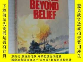 二手書博民逛書店Voyage罕見beyond belief 難以置信的航行Y14