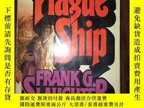 二手書博民逛書店C4罕見PLAGUE SHIP 外文原版Y16651 FRANK