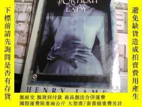 二手書博民逛書店THE罕見PORTRAIT OF A LADY一位女士的肖像Y2