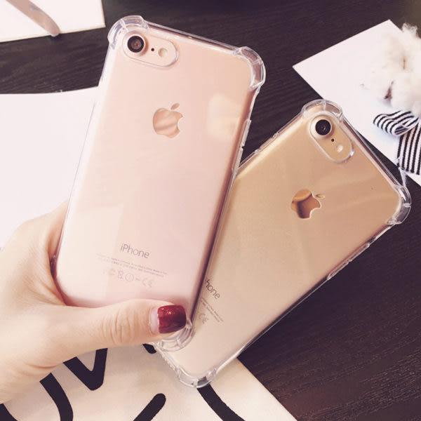 【SZ24】i6手機殼 簡約透明防摔殼 iphone plus手機殼 iphone 7 plus手機殼 iphone 7 手機殼