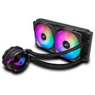 【免運費】ASUS 華碩 ROG STRIX LC 240 RGB 飛龍 一體式 CPU 水冷散熱器 / 原廠5年保