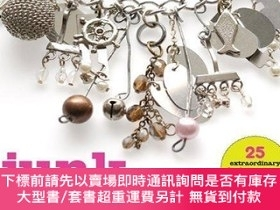 二手書博民逛書店Junk罕見Jewelry: 25 Extraordinary Designs to Create from Or