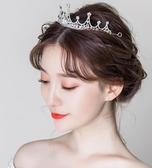 頭飾 新娘頭飾超仙森系
