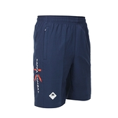 KAPPA 男K4T單層半短褲(平織 五分褲 慢跑 路跑 運動≡體院≡ 32166UW-B29