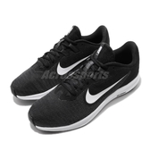 Nike 慢跑鞋 Downshifter 9 黑 白 男鞋 黑白 運動鞋 基本款 【PUMP306】 AQ7481-002