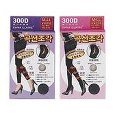 300D壓力襪/束腰提臀褲襪(1入) 九分款/褲襪款【小三美日】原價$199